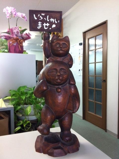 たぬき ②.JPG